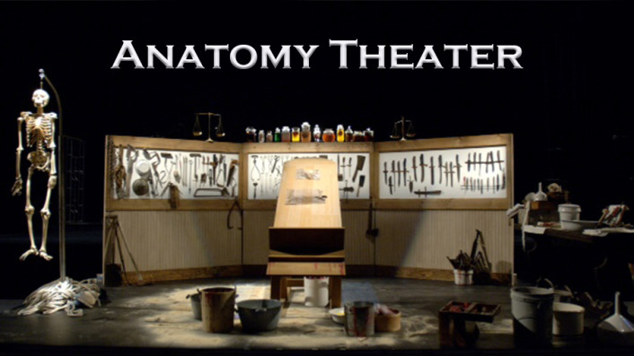 Image for ANATOMY THEATER