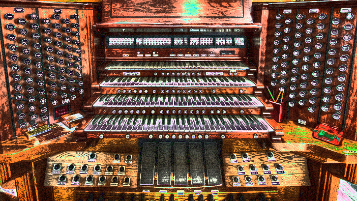 Image for Organon Novus: Contemporary Organ Works by American Masters