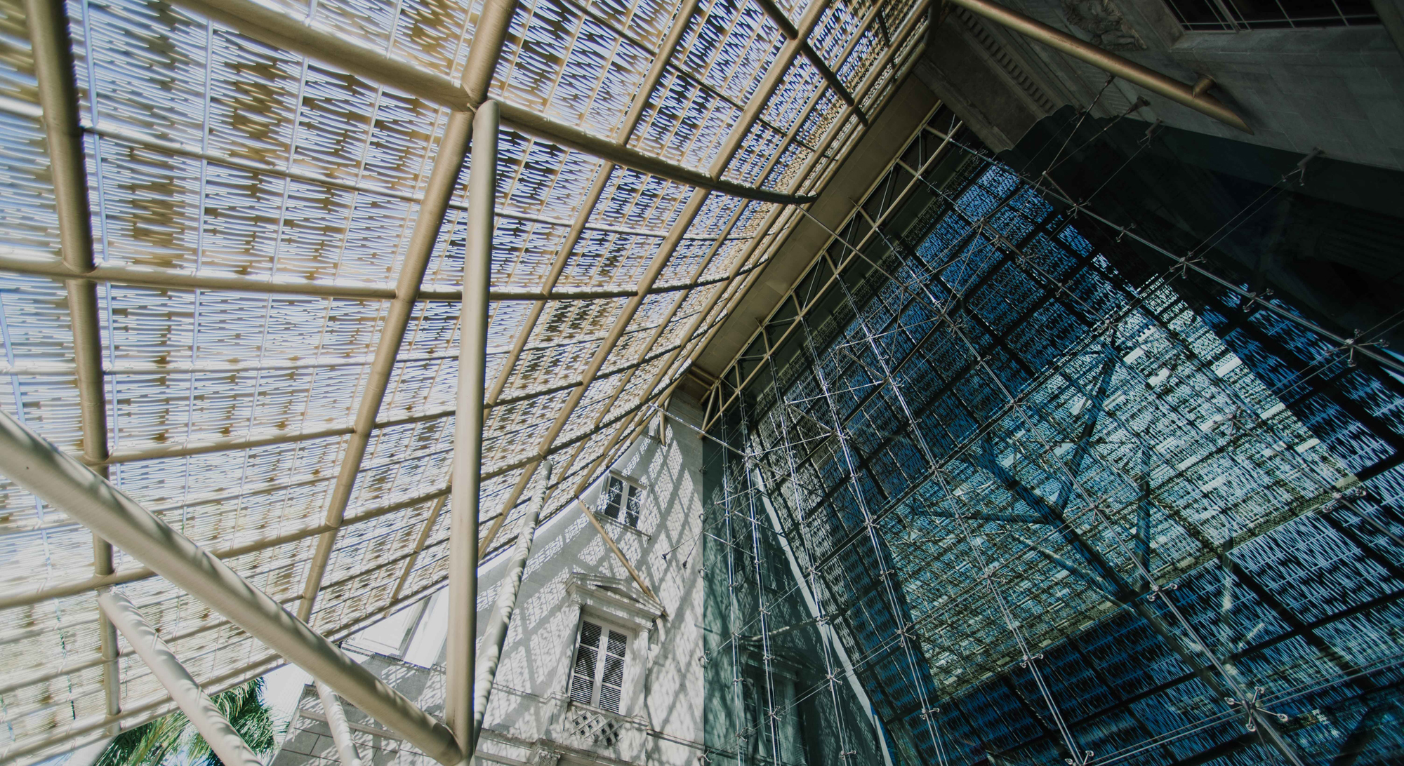 glass ceiling image by chuttersnap
