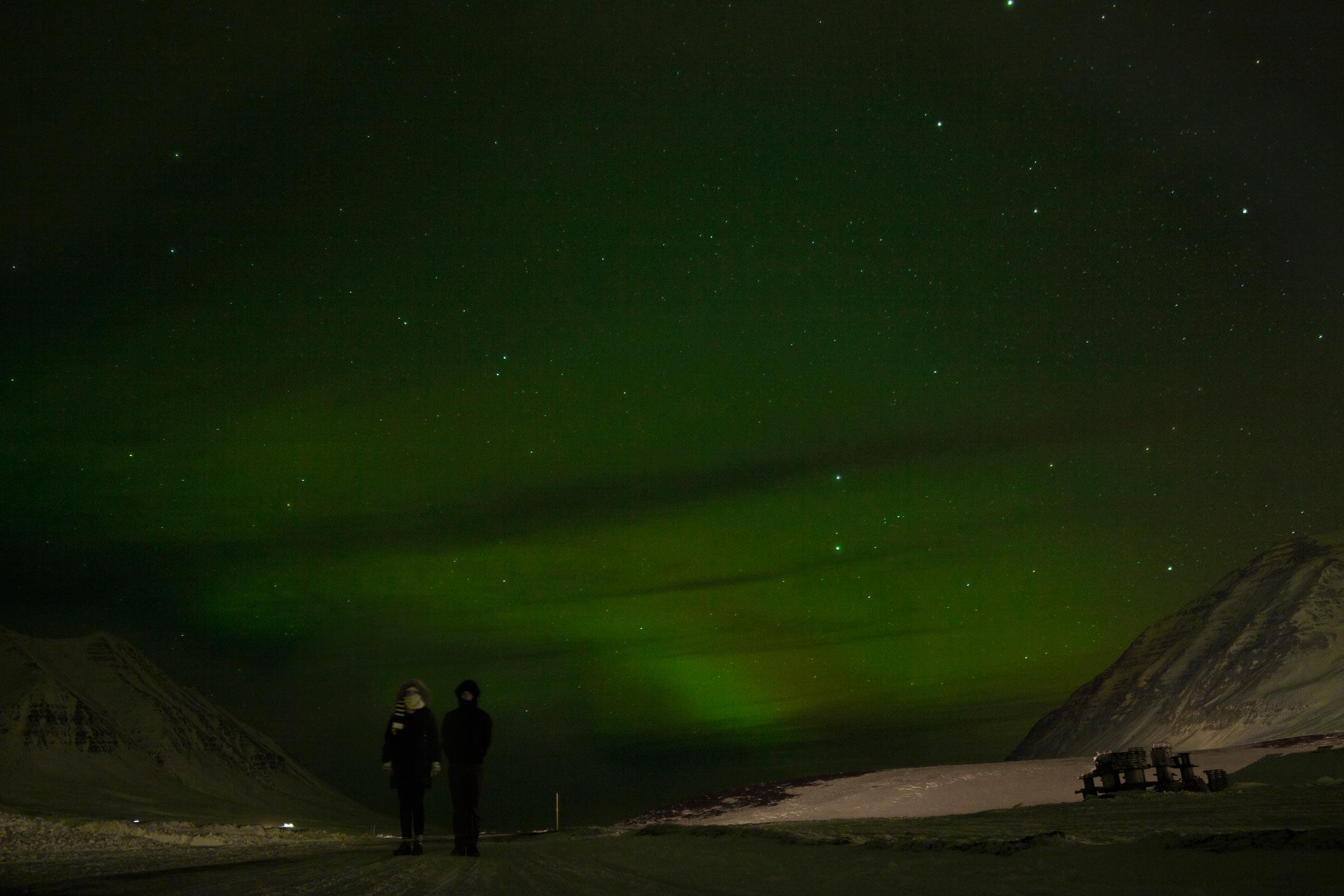 Passepartout Duo in Iceland