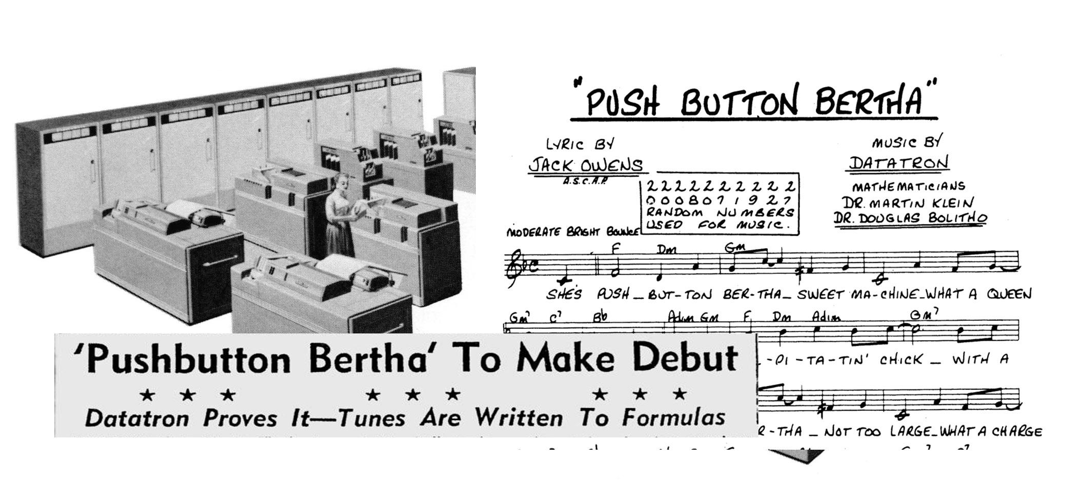 Push-Button Bertha