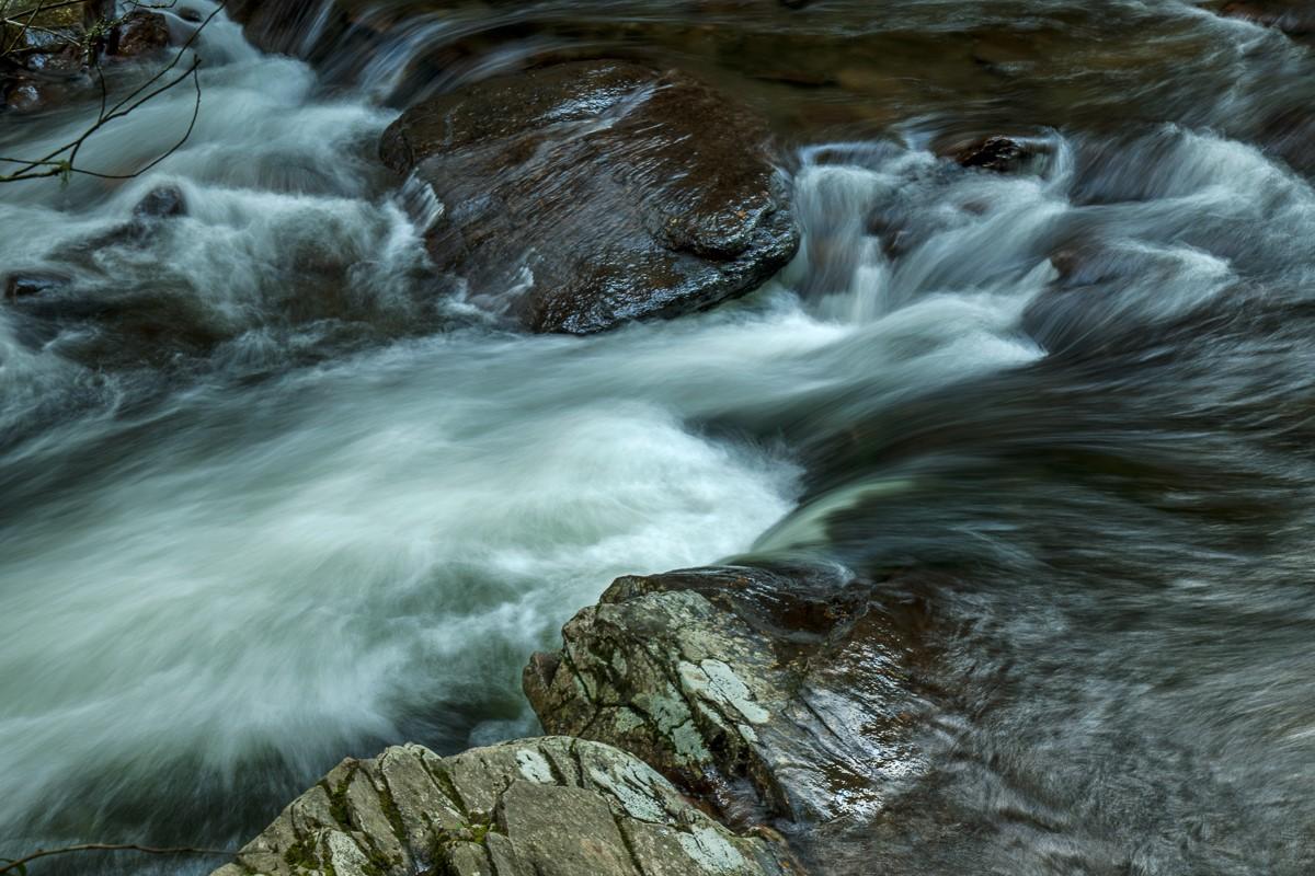 Deep Creek The Way Through (photo by Lynne Buchanan)