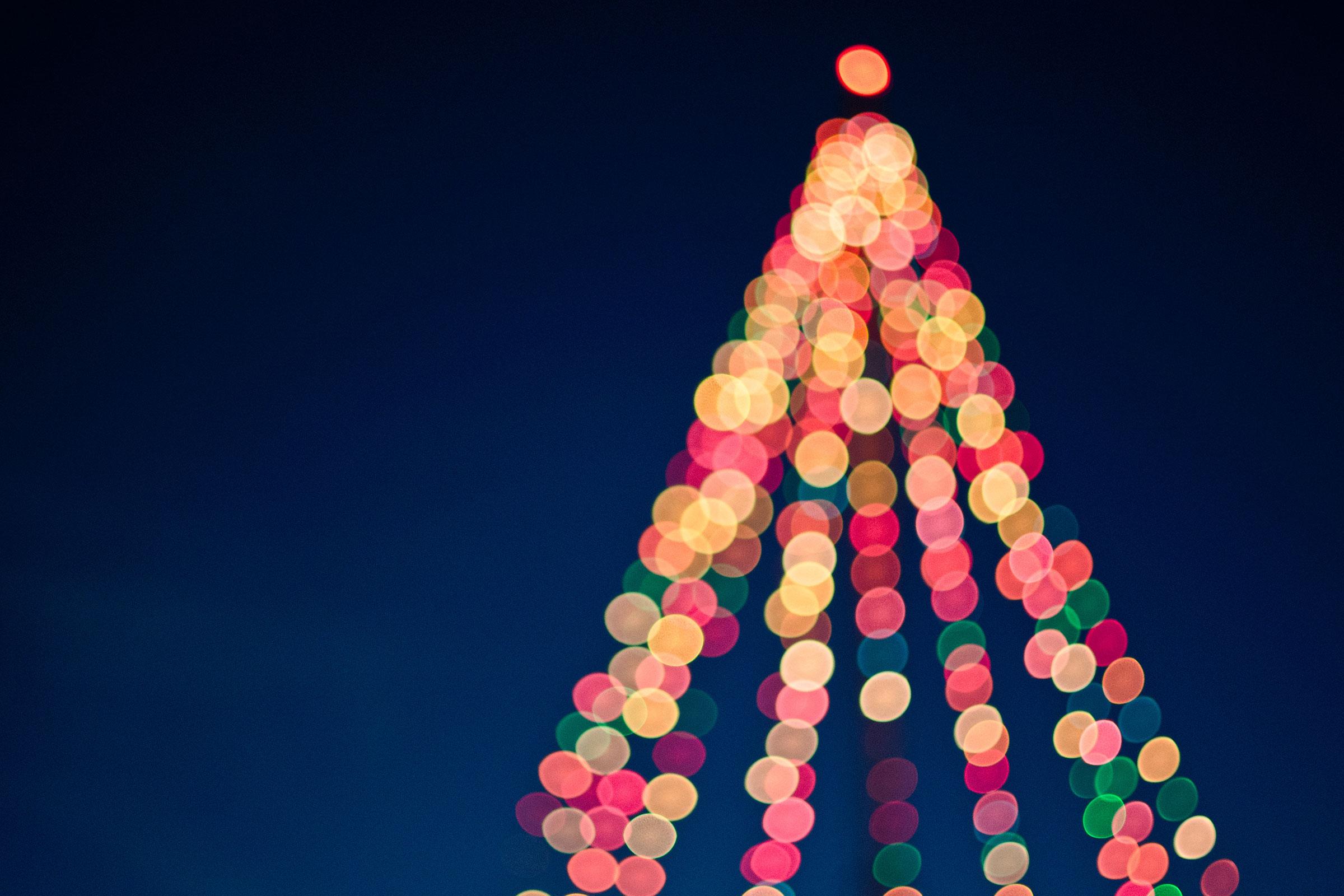 NMBx Mix holiday lights