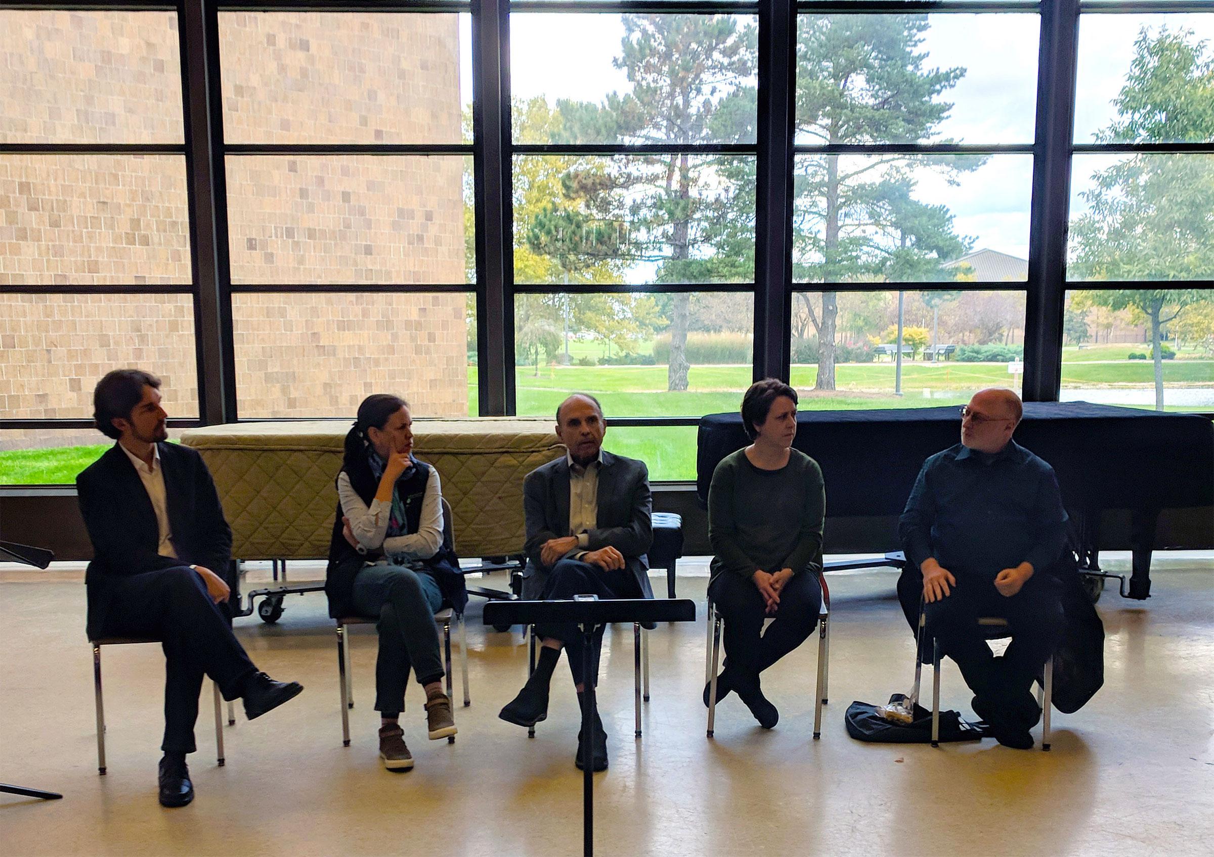 BGSU Political Music Panel