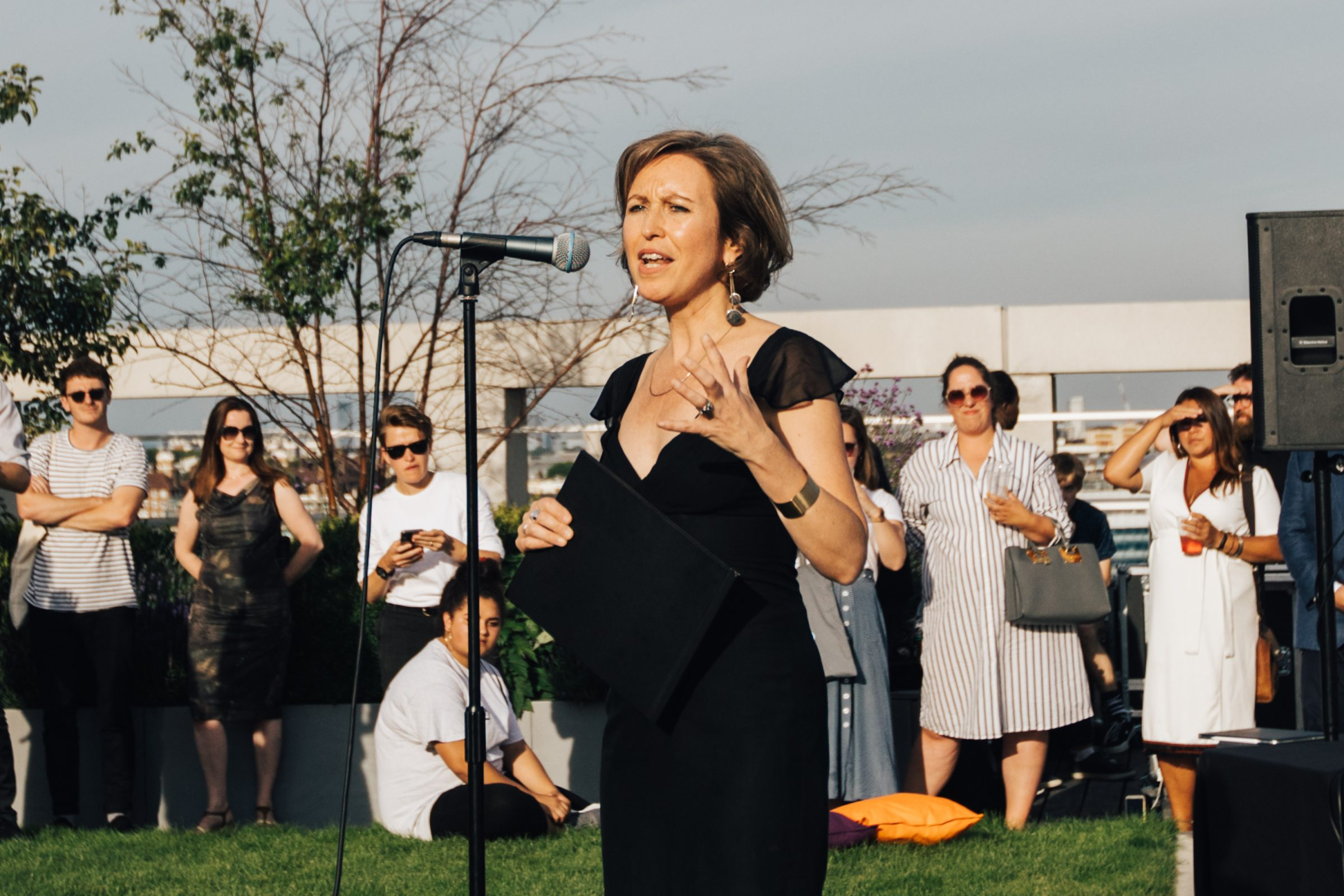 New Music USA CEO & President Vanessa Reed