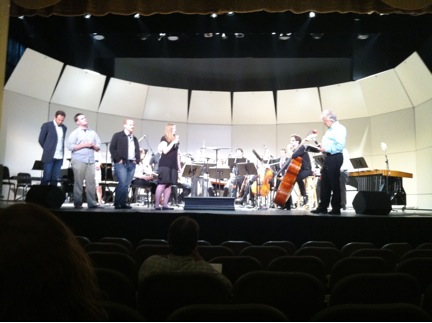 Mizzou New Music Summer Festival resident composers