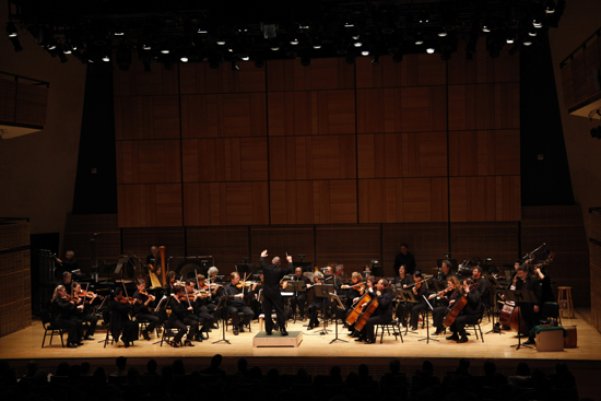 American Composers Orchestra Photo by RMK Photos