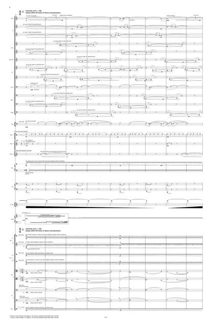 Adrian Knight Orchestral Score Excerpt