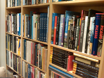Some of Rands Library