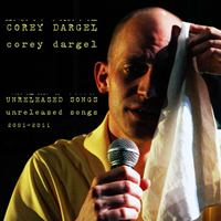 Album Cover for Corey Dargel Unreleased Songs