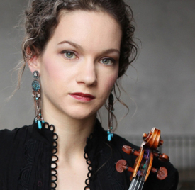 Hilary Hahn - Photo by Peter Miller