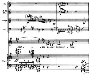Pierrot Lunaire Excerpt