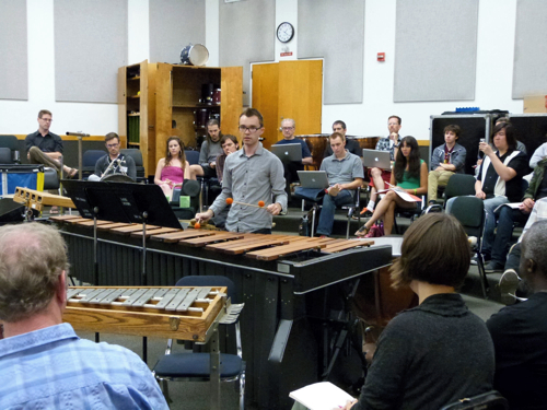 Percussion Performance Resource