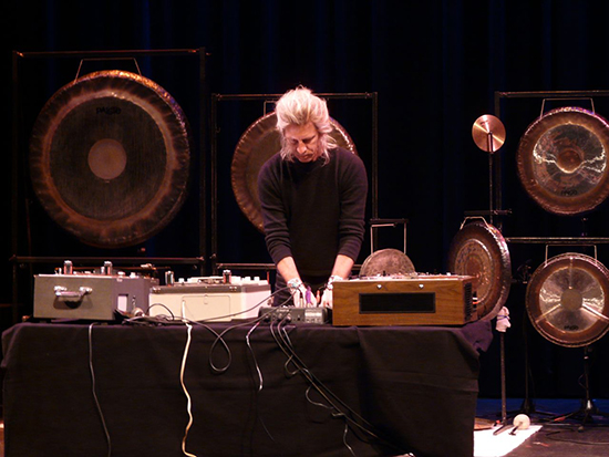 William Basinski at the SF Electronic Music Festival