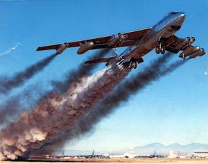 Boeing B-47B