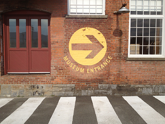 Right this way to MASS MoCA