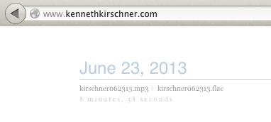 Screen shot from kennethkirschner.com