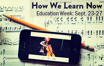 How We Learn Now: Education Week