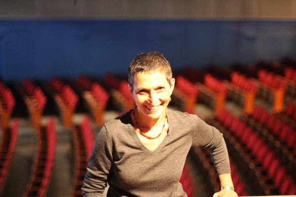 Laura Kaminsky at Symphony Space
