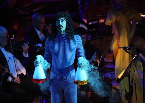 Frank Zappa's 200 Motels in LA