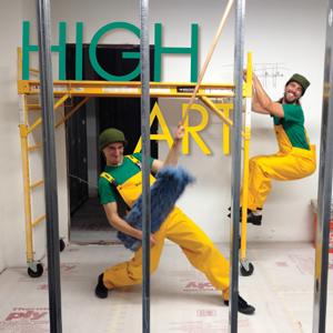 High Art CD cover