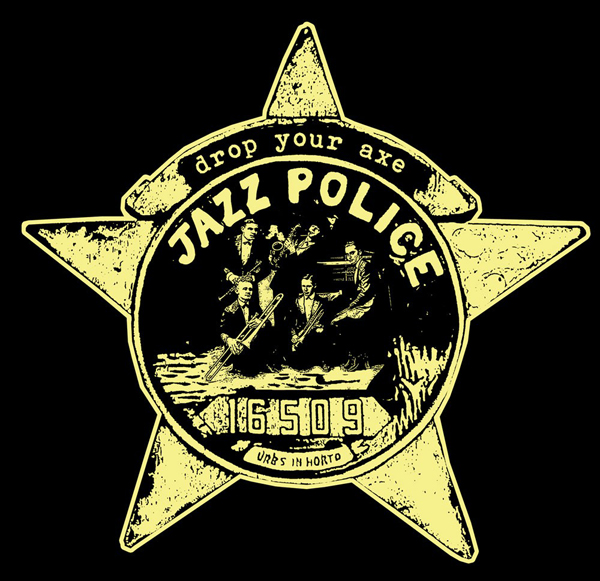 Jazz Police badge
