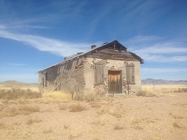 Bootheel Abandoned House