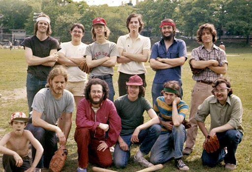 Composers Softball Team