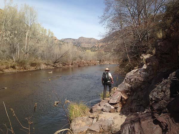 Gila Hike (river)