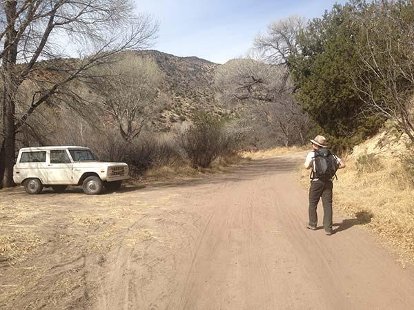 Gila Hike (truck)