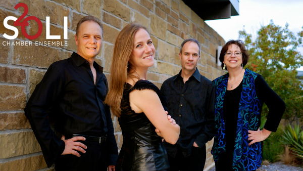SOLI chamber ensemble - photo by Jason Murgo