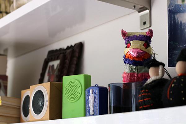 Du Yun: shelf