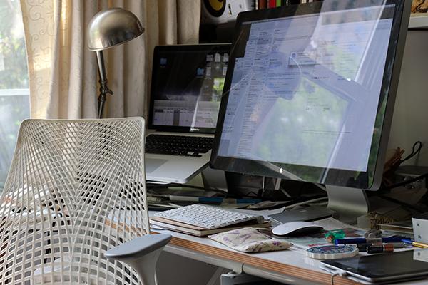 Du Yun: workspace