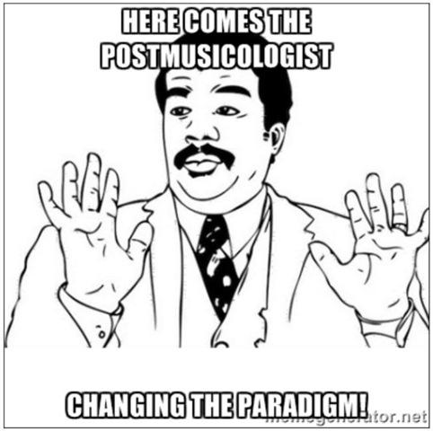 postmusicologist