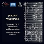 Cover for Musica Omnia Wachner 3-CD set