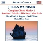 Cover for Naxos American Classics Wachner CD