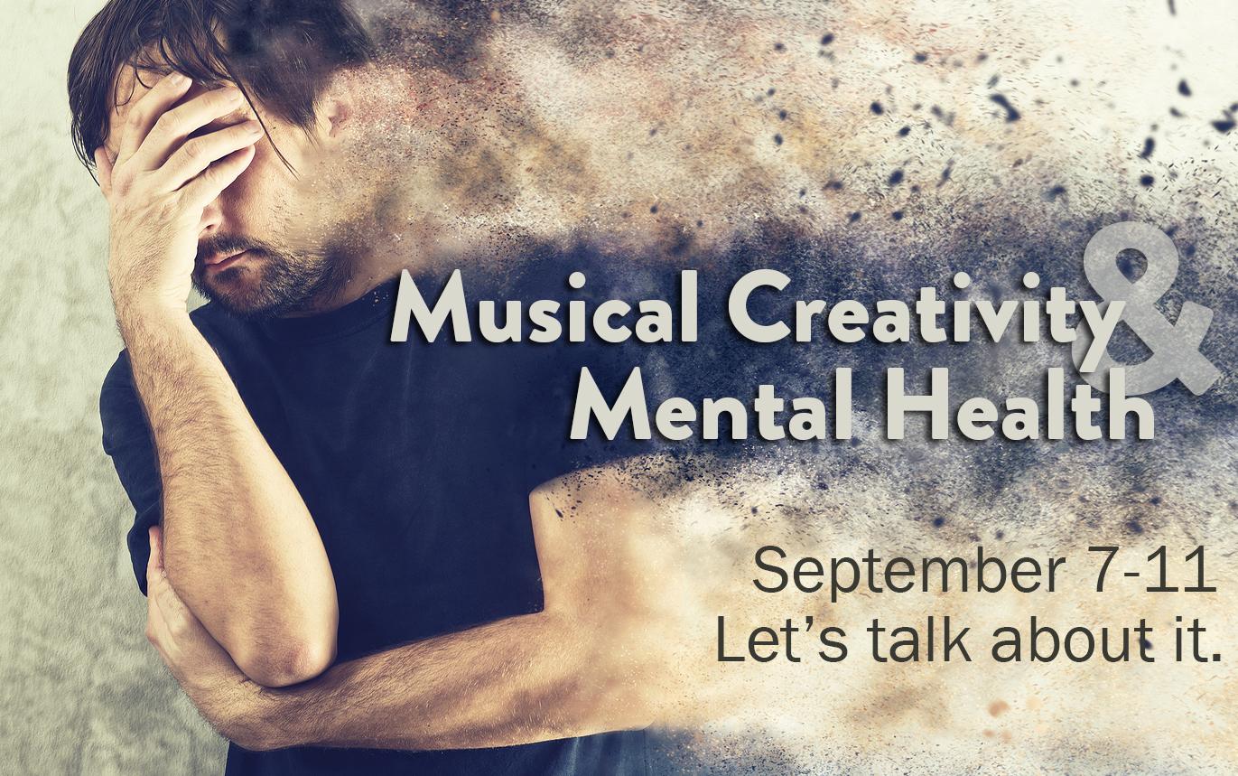 Musical Creativity and Mental Health