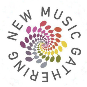 The official logo for the New Music Gathering