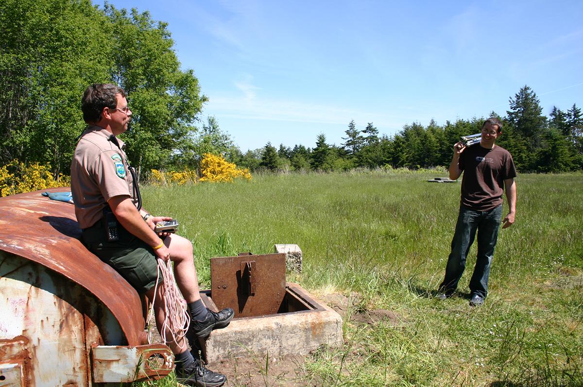 Dan Harpole Cistern