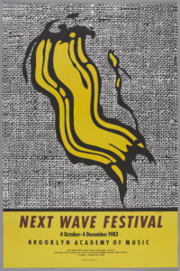 1983 Next Wave poster