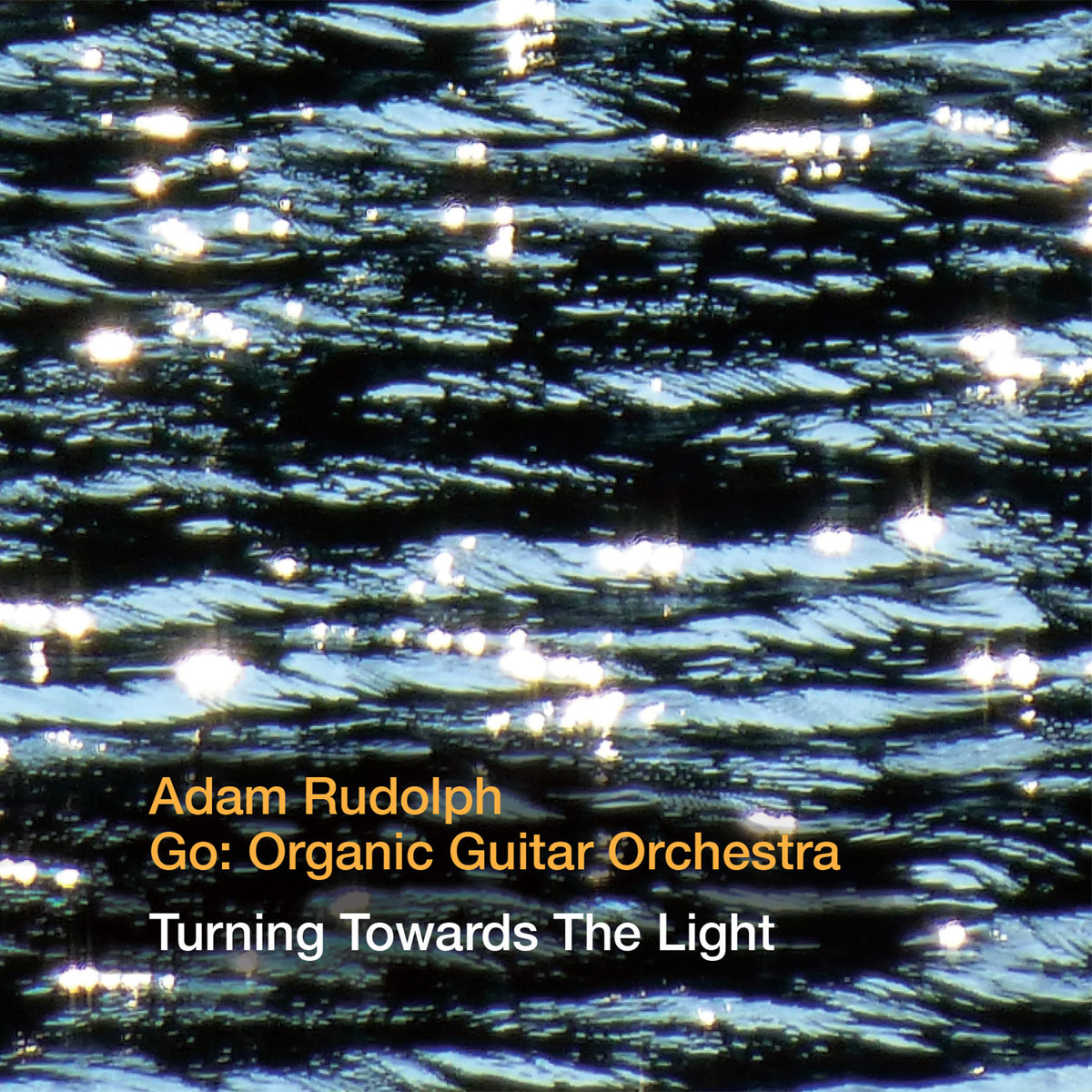 The cover for Cuneiform's 2015 CD of the Go: Organic Guitar Orchestra