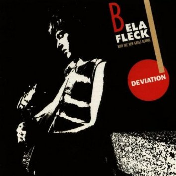 The cover of Béla Fleck's 1984 LP Deviation