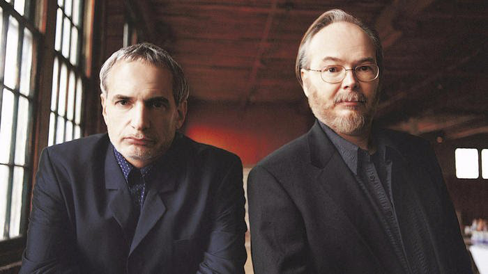 Steely Dan (Donald Fagen and Walter Becker) Photo By Danny Clinch