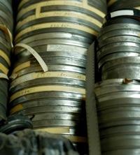 Reel to reel tapes