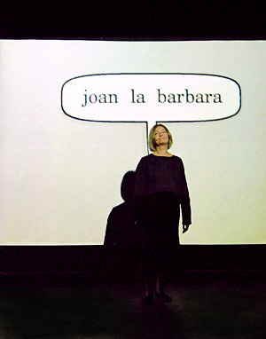 Joan La Barbara in Messa di Voce