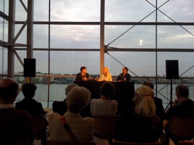 Interview with a view—composers Giuliano Bracci and Francisco Castillo Trigueros before the Holland Symfonia concert